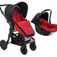 Carucior Transformabil Baby2Go Red - Carucior copii 2 in 1