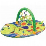Covoras bebe pentru joaca Chipolino Turtle - Jucarie interactiva