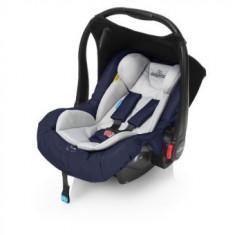 Scoica auto 0-13 kg Baby Design Leo Blue - Scaun auto copii, 0+ (0-13 kg)