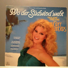 AUDREY LANDERS - HOLIDAY DREAMS (1984/ARIOLA REC/RFG) - Vinil/Vinyl/Impecabil - Muzica Dance