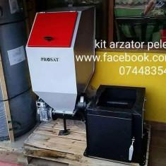 Arzatoare peleti-carbune universal nou nouțe fabricație cehia - Arzator