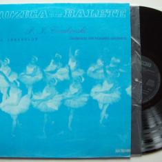 Disc vinil P. I. CEAIKOVSKI - Muzica din balete (suite) (ST - ECE 0841) - Muzica Clasica electrecord