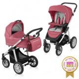 Carucior 2 in 1 Baby Design Lupo Comfort Raspberry