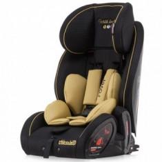 Scaun auto Isofix 9-36Kg Chipolino Rover gold - Scaun auto copii Chipolino, 1-2-3 (9-36 kg)