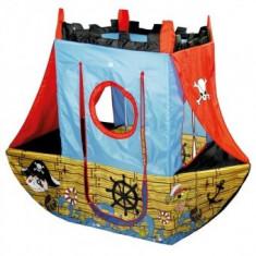 Cort de joaca pentru copii Corabia Piratilor - Casuta/Cort copii