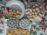Presa matrita forma de prajituri nuci