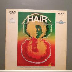 HAIR - THE ORIGINAL OPERA-ROCK + Book (1968/RCA/RFG) - Vinil/Vinyl/Impecabil - Muzica soundtrack rca records