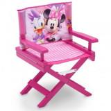 Scaun pentru copii Minnie Mouse Director's Chair, Delta Children
