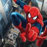 Maxiposter Fototapet - Spiderman 2 360x254cm