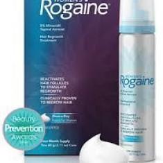 Rogaine Minoxidil Femei 5% Spuma - Flacon 1 Luna