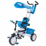 Tricicleta 1, 5-5ani Cross Fit blue & white Chipolino