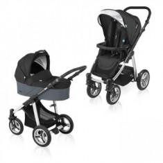Cărucior 2 in 1 Baby Design Lupo Black 2016 - Carucior copii 2 in 1