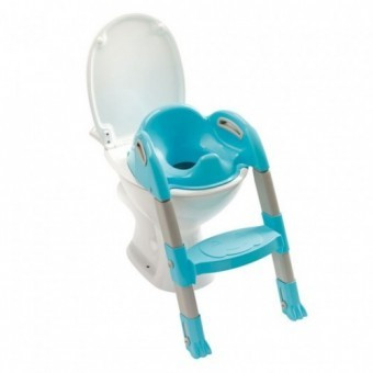 Reductor cu scarita pentru toaleta Kiddyloo foto