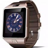 Smartwatch Star Rush DZ09 Maro, Bluetooth, SIM, Card, Camera, Difuzor, Microfon, Pedometru, Cronometru