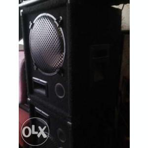 Boxe cu power mixer.