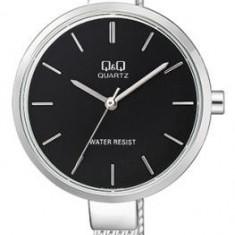 Ceas Q&Q dama cod QA15J202Y - pret 119 lei (NOU; ORIGINAL) - Ceas dama Q&Q, Casual, Quartz, Analog, Diametru carcasa: 34