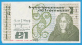 (1) BANCNOTA IRLANDA - 1 PUNT (POUND) 1984 (10.04.19984) - STARE FOARTE BUNA