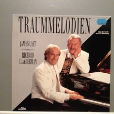 JAMES LAST & R.CLAYDERMAN - DREAMING (1990/POLYGRAM/GERMANY) - Vinil/Vinyl - Muzica Clasica universal records