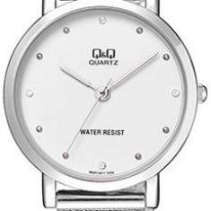 Ceas Q&Q dama cod QA21J211Y - pret 99 lei (NOU; ORIGINAL) - Ceas dama Q&Q, Casual, Quartz, Analog, Diametru carcasa: 30