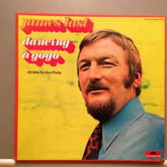 JAMES LAST - 40 HITS for PARTY - 2LP BOX SET (1970/POLYDOR/ RFG) - Vinil/Vinyl - Muzica Dance universal records