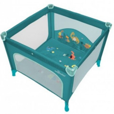 Tarc de joaca Copii Baby Design Joy Turquoise