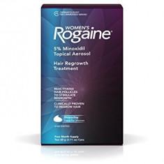Rogaine Minoxidil Femei 5% Spuma - Pachet 4 Luni