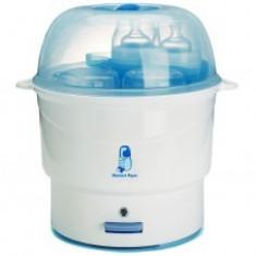 Sterilizator Biberoane Electric Cu Aburi - Sterilizator Biberon Momert