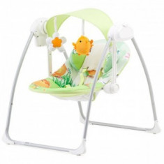 Leagan si balansoar electric Chipolino Sonata chicks - Balansoar interior