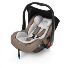 Scoica auto 0-13 kg Baby Design Leo Beige - Scaun auto copii, 0+ (0-13 kg)