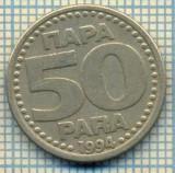 10733 MONEDA- YUGOSLAVIA - 50 PARA -anul 1994 -STAREA CARE SE VEDE