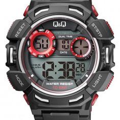 Ceas Q&Q barbatesc cod M148J002Y - pret 129 lei (NOU; ORIGINAL) - Ceas barbatesc Q&Q, Sport, Quartz, Cauciuc, Alarma, Electronic