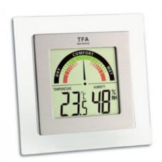 Termometru si higrometru digital de camera MX TFA - Termometru copii