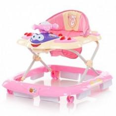 Premergator copii Chipolino Teddy pink