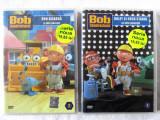 Doua DVD-uri Desene Animate Seria BOB CONSTRUCTORUL Nr. 1 si 2. Noi, in tipla, Romana