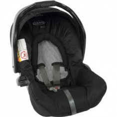 Scaun auto copii Graco Junior Baby - Sport Luxe, 0+ (0-13 kg)
