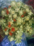 Plante naturale uscate  -  Sofran decorativ  150gr/buchet - diverse culori