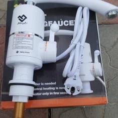 Robinet cu sistem electric de incalzire Instant Water
