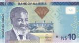 Bancnota Namibia 10 Dolari 2012 - P11a UNC
