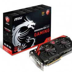 Placa video MSI AMD R9 290 GAMING 4G, R9 290, PCI-E, 4096MB GDDR5, 512 bit, 1007MHz, 5000MHz, 2*DVI, HDMI, DP, TWIN FROZR IV, FAN bulk - Placa video PC Msi, PCI Express, 3 GB, Ati