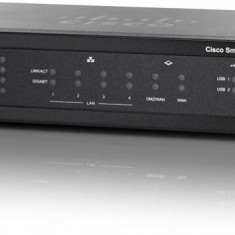 Router Cisco RV320 Dual Gigabit WAN VPN - Router wireless Cisco, Port USB