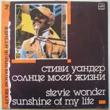 Stevie Wonder - Sunshine Of My Life - Disc vinil, vinyl LP - Muzica Pop