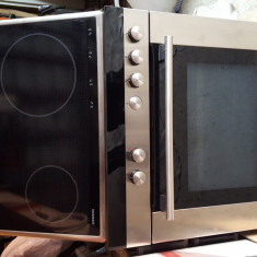 Cuptor incorporabil +plita electrica Siemens