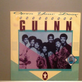 GUINN - OPEN YOUR BOOK (1986/MOTOWN REC/RFG) -VINIL MaxiSingle/ca NOU