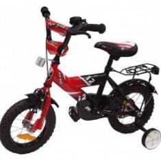 Bicicleta pentru copii Fun Bike Red 12 - Bicicleta copii