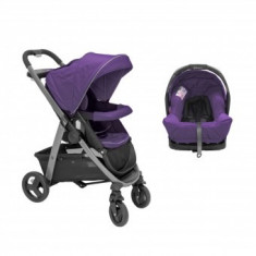 Carucior Transformabil Sky 2 in 1 Purple Shadow - Carucior copii 2 in 1 Graco