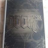 vand joc xbox 1 clasic DOOM 3 LIMITED COLLECTOR S EDITION ,ca nou