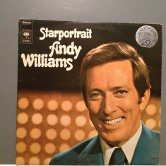 ANDY WILLIAMS - BEST OF - 2LP SET (1972/CBS REC/ HOLLAND) - Vinil/Vinyl - Muzica Dance Columbia