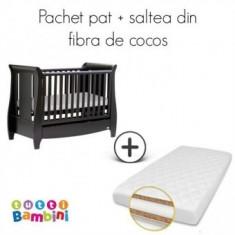 Set patut + salteluta pentru bebelusi Lucas Expresso