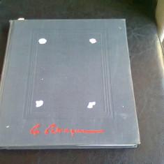 G. PETRASCU - CATALOG INTOCMIT DE PAULA CONSTANTINESCU - Album Muzee