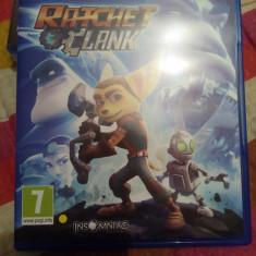 Vand joc PS4 : Ratchet Clank .Folosit - Jocuri PS4, Actiune, 3+